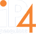 IP4 Pesquisas | Pesquisa de Mercado e Opinião Logo